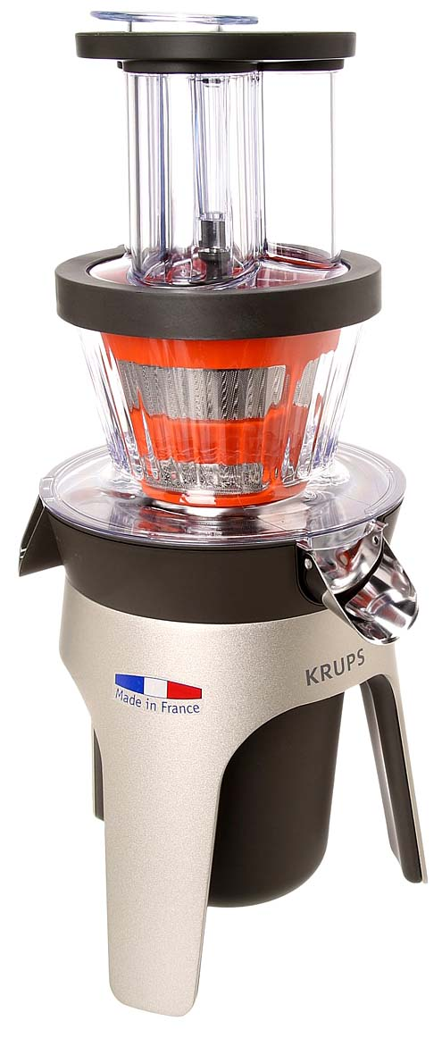 Slow Juicer Europe : Krups Infinity ZB500E Deluxe Quiet Masticating Cold Press ...